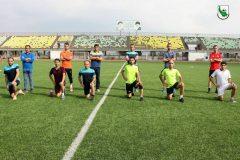 برگزاری کلاس پیش فصل داوری لیگ برتر و لیگ یک فوتبال ایران