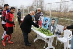 گزارش تصویری از مراسم گرامیداشت سردار شهید املاکی ، مهرداد میناوند و علی انصاریان