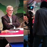 الماسخاله مهمان برنامه در مسیر توسعه شبکه تلویزیونی باران