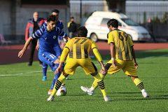 گزارش تصویری از دیدار تیم های شهرداری بندر آستارا و خوشه طلایی ساوه