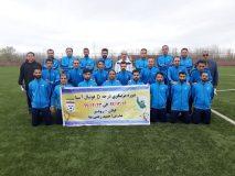 کلاس مربیگریDفوتبال در رودسر برگزار شد