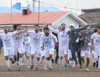 ملوان ب انزلی قهرمان لیگ برتر فوتبال گیلان