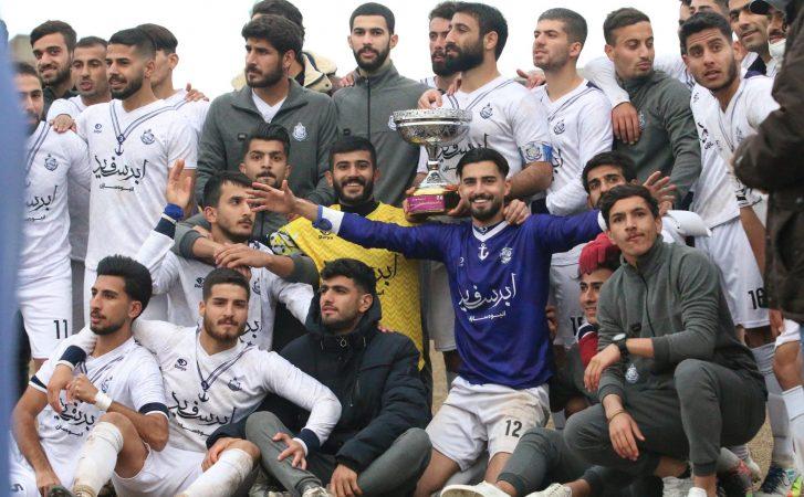 گزارش تصویری قهرمانی ملوان ب انزلی در بیستمین دوره جام گیل