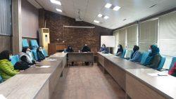 قرعه کشی شانزدهمین دوره لیگ برتر فوتسال بانوان گیلان برگزار شد