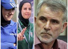 پیام تبریک الماسخاله به سرمربیان گیلانی تیم های ملی بانوان ایران