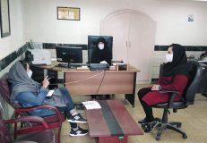 نشست بررسی و اجرای فرآیند استعدادیابی بانوان برگزار شد