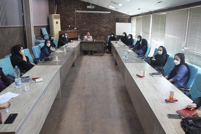 دانش افزایی نمایندگان بانوان برگزار شد