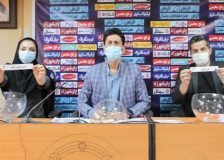 قرعه کشی لیگ برتر فوتبال ساحلی برگزار شد