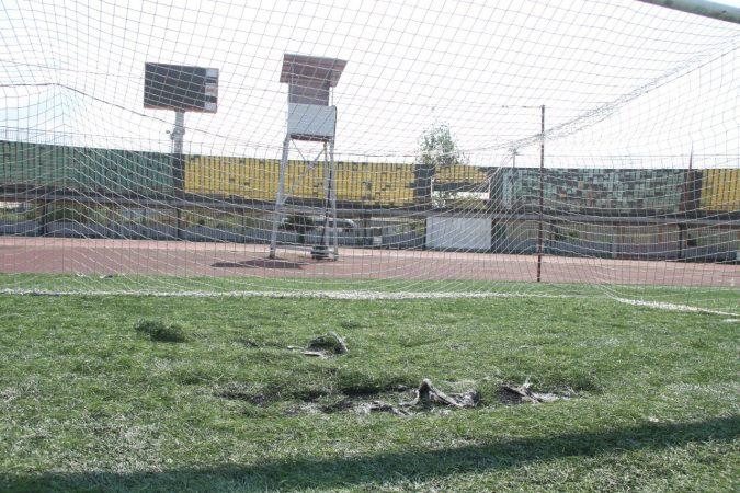 حال ناخوش ورزشگاه سردار جنگل رشت؛ معضلی به نام قانون واگذاری اماکن ورزشی رشت+عکس
